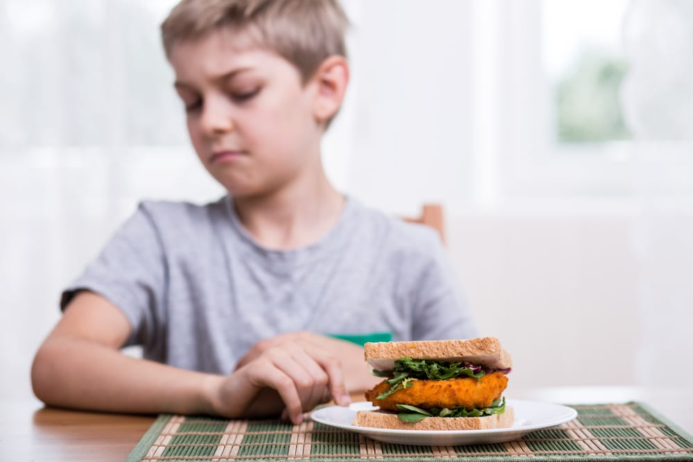 When your child doesn't want to eat could it be something more serious, like an eating disorder?