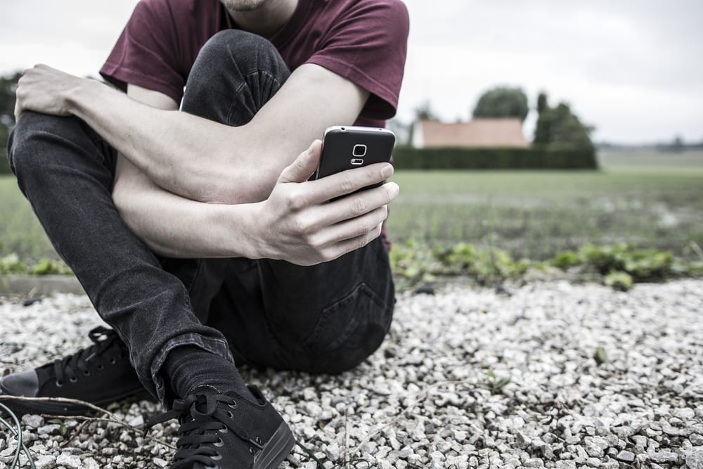 Teenage boy with anorexia and depression needs medical support
