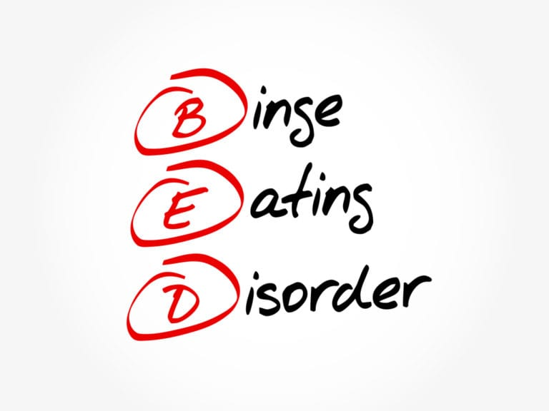 binge eating disorder is a serious eating disorder and medical and mental health support is needed