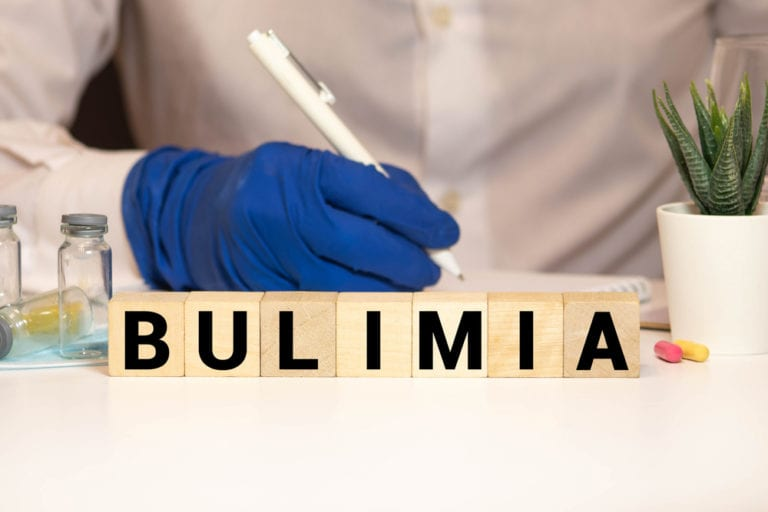 bulimia is disordered eating disorder behaviour and sufferers need support and medical help for recovery