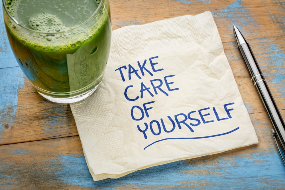 If your loved one is suffering with an eating disorder you must take time to look after yourself.