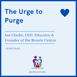 Managing the urge to purge with Jan Clarke