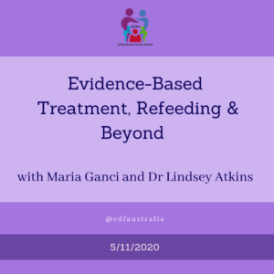 Evidence based treatment: Refeeding and beyond